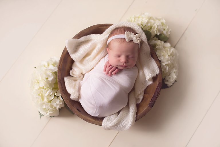 Newborn baby photography omaha