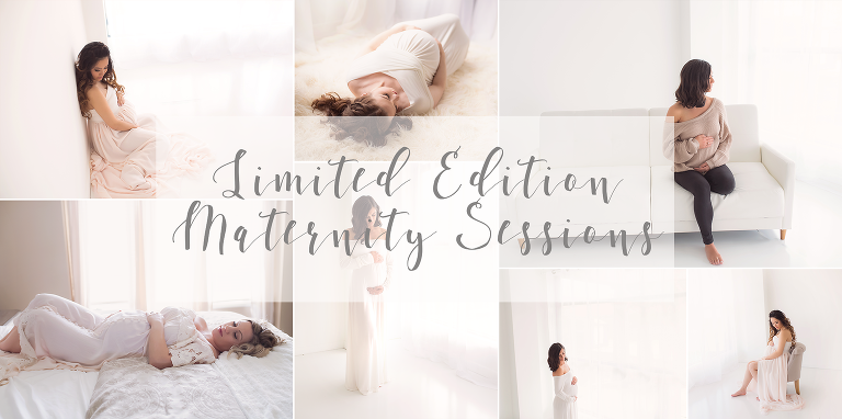 Limited Edition Maternity Session