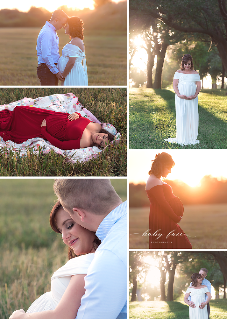 Omaha Maternity Photographer